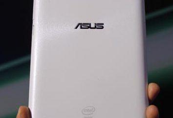 7 tablet ASUS Fonepad: recensioni, le descrizioni, le specifiche e le recensioni