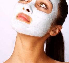 Biały gliny maski na twarz: jak przygotować