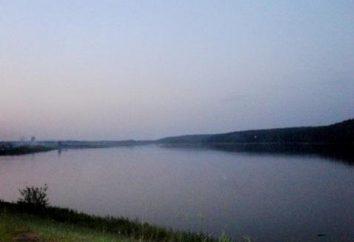 "Krasnojarsk Territory: reszta. Centrum rekreacji ""Bužim"""