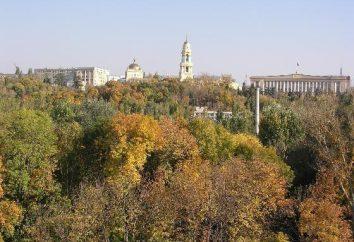 Victory Park (Lipetsk) – um lugar favorito de lazer para os moradores e visitantes