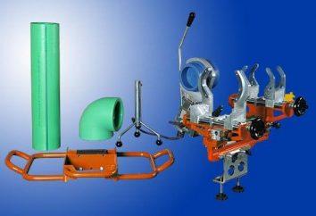 Wie funktioniert die Schweißmaschine für Polypropylenrohre, und wie es zu wählen?