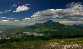Mountain Pyatigorsk: nazwiska i zdjęcia