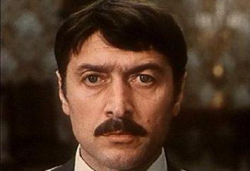 Actor Otar Meghvinetuhutsi: biografía, carrera, películas, vida privada
