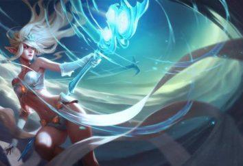 Gioco League of Legends, Jeanne eroe. Hyde eroe Janna (Jeanne)