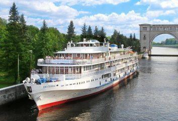 """dos capitales"" (barco): revisiones de cruceros"