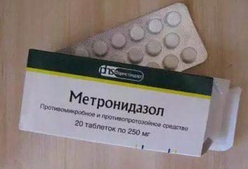 """metronidazol"" Acne: Opinie"