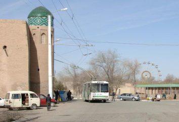 Urgench (Usbequistão): a história, pessoas e pontos turísticos da cidade