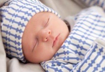 Dote para o recém-nascido no verão: ele vai dar os primeiros poucos meses?