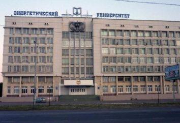 Universidad de Kazan Energía: Facultades y el coste de la formación