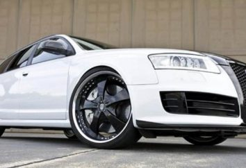 Audi RS6 – serce diabła
