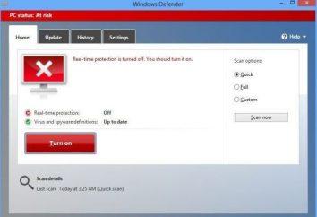 """""""Defender"""" Windows 8: como ligar e quando é necessário?"""