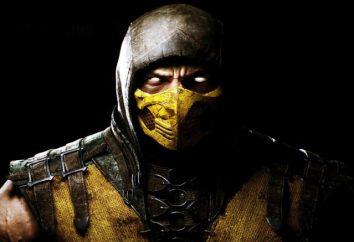 Mortal Kombat X. Personaggi Mortal Kombat X