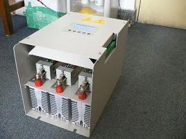 Tiristor regulador de potencia: el principio de acción y alcance