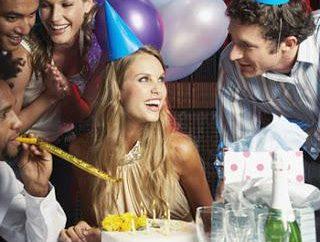 Wie den Geburtstag zu feiern, das Spaß war?