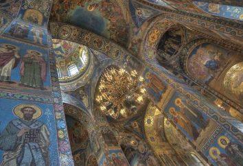 A pintura da igreja. Desde o início até o presente