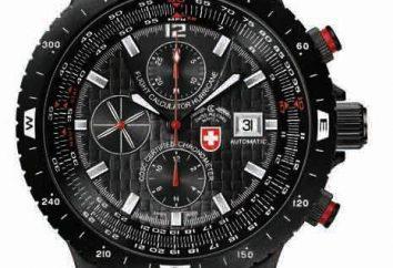 Reloj militar suizo – marca suiza
