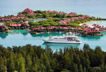 10 de los cruceros más lujosos del mundo