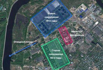 Kuryanovskoy oczyszczalnie – złożone do obróbki ścieków komunalnych w Moskwie