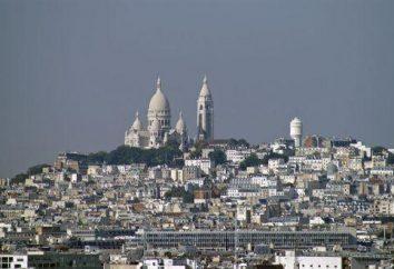 Montmartre à Paris: histoire et modernité