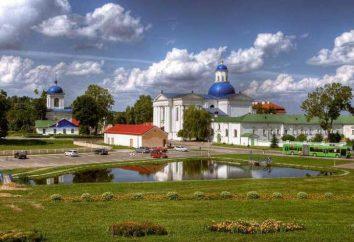 Belarus, Zhirovichi. Kloster der Heiligen Dormitio