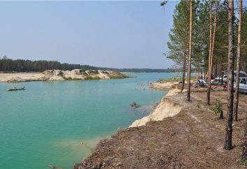 Ottimo posto per rilassarsi – Lake Linden (Tyumen)