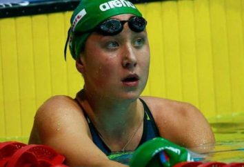 Darja ustinowa: pływanie jako test wytrzymałości