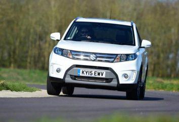 Suzuki Vitara 2015 avis des propriétaires et des photos