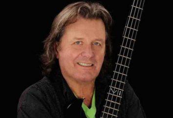 Dzhon Uetton – znany muzyk, basista z Wielkiej Brytanii