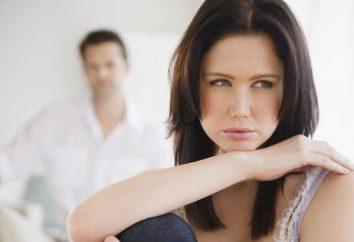 Mein Mann hasst – was tun? Was passiert, wenn der Mann beleidigt?