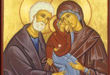 """Ortodossa Icona """"Gioacchino e Anna"""": la preghiera, la storia e le caratteristiche"""