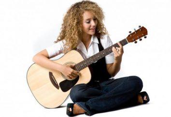 """Come si gioca a """"Grasshopper"""" sulla chitarra. apprendimento indipendente a suonare la chitarra"""