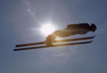 Nórdica combinada. Esqui na Rússia. Tipos de esqui