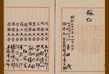 La Constitution du Japon: loi fondamentale sans aucune modification