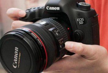 Cámara Canon 5D Mark 3: opiniones, especificaciones y revisiones. Comparación con los competidores