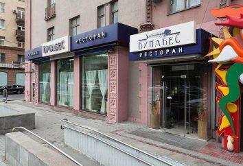 """""""Bouillabaisse"""" – un restaurante francés, Moscú. Descripción, menús, contactos y comentarios de los clientes"""