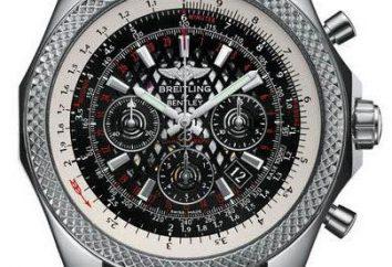 Horloge « Breitling » – une marque suisse populaire