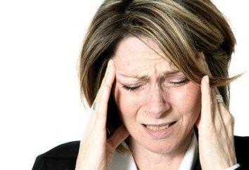 Typowe objawy zapalenia opon mózgowych u dorosłych
