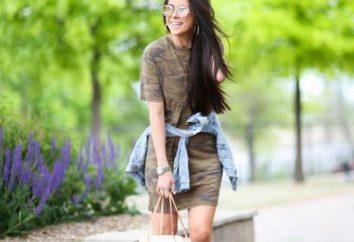 vestito Camouflage: soprattutto cosa indossare. abbigliamento Camo