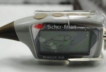 """Alarm samochodowy """"Sher Khan"""" – ekskluzywna ochrona dla Twojego samochodu"""