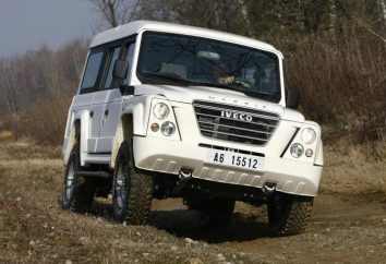 SUV Iveco Massif: Beschreibung, Spezifikationen, Ausrüstung