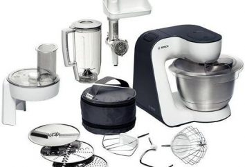 Processore alimentare Bosch – assistente tedesco nella cucina russa