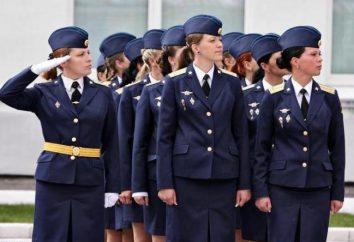 szkoły wojskowe dla dziewcząt po klasie 11. Lista szkół wojskowych dla dziewczynek