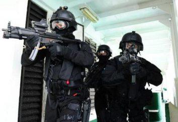 CTO-Regimes. Die Entzifferung Abkürzungen. Das Wesen der Anti-Terror-Operation