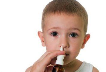 """Tropfen in der Nase """"Derinat"""" für Kinder: Bewertungen, Anweisungen, Preise"""