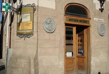 Historyczne Muzeum Farmacji (Lwów): opis, historia i zdjęcia atrakcji