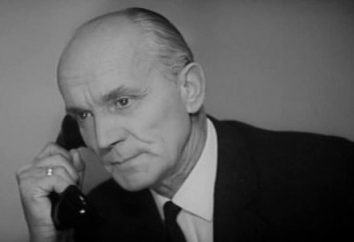 Ator Dvorzhetsky Vaclav Yanovich: fatos biografia, filmografia, vida pessoal e interessantes
