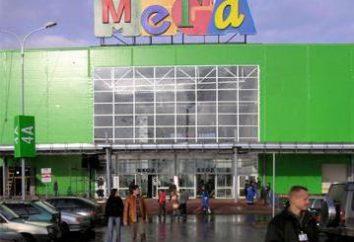"""Wohin sollte man gehen, wenn Sie nach Kazan kommen. TC """"Mega"""" – für die ganze Familie"""
