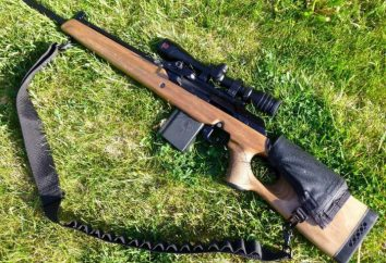 Carabine « sanglier Hunter »: description et commentaires