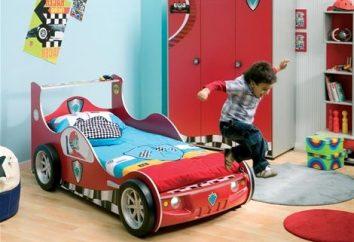 Meble do pokoju dziecięcego dla chłopca jak zrobić praviny wybór?