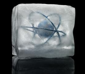 Zera absolutnego temperatury – urządzenie końcowe ruch cząsteczkowy